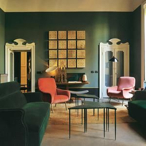 Dimore studio dolce casa romy decor home decor e design - Case colorate interni ...