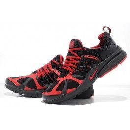 new product 05a6b b4b62 Buy Cheap 2012 Nike Air Presto +4 Mens Running Shoes - Black/Red ...