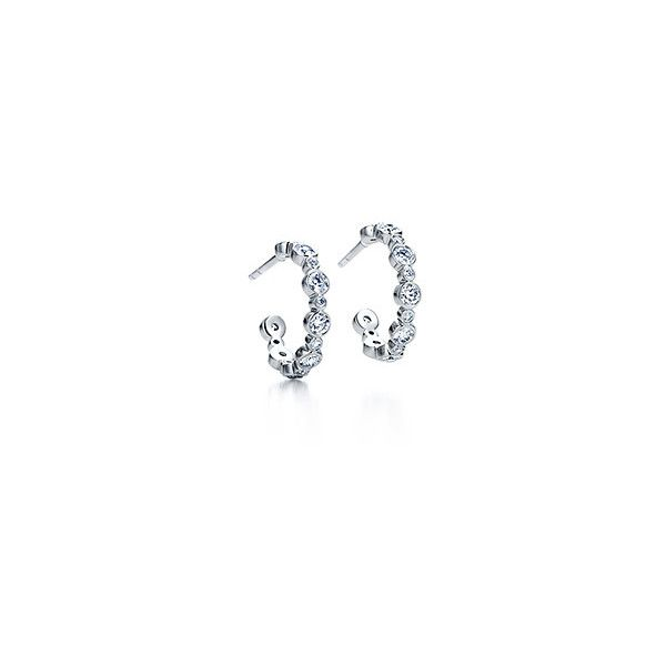 Tiffany Jazz Hoop Earrings 4 500
