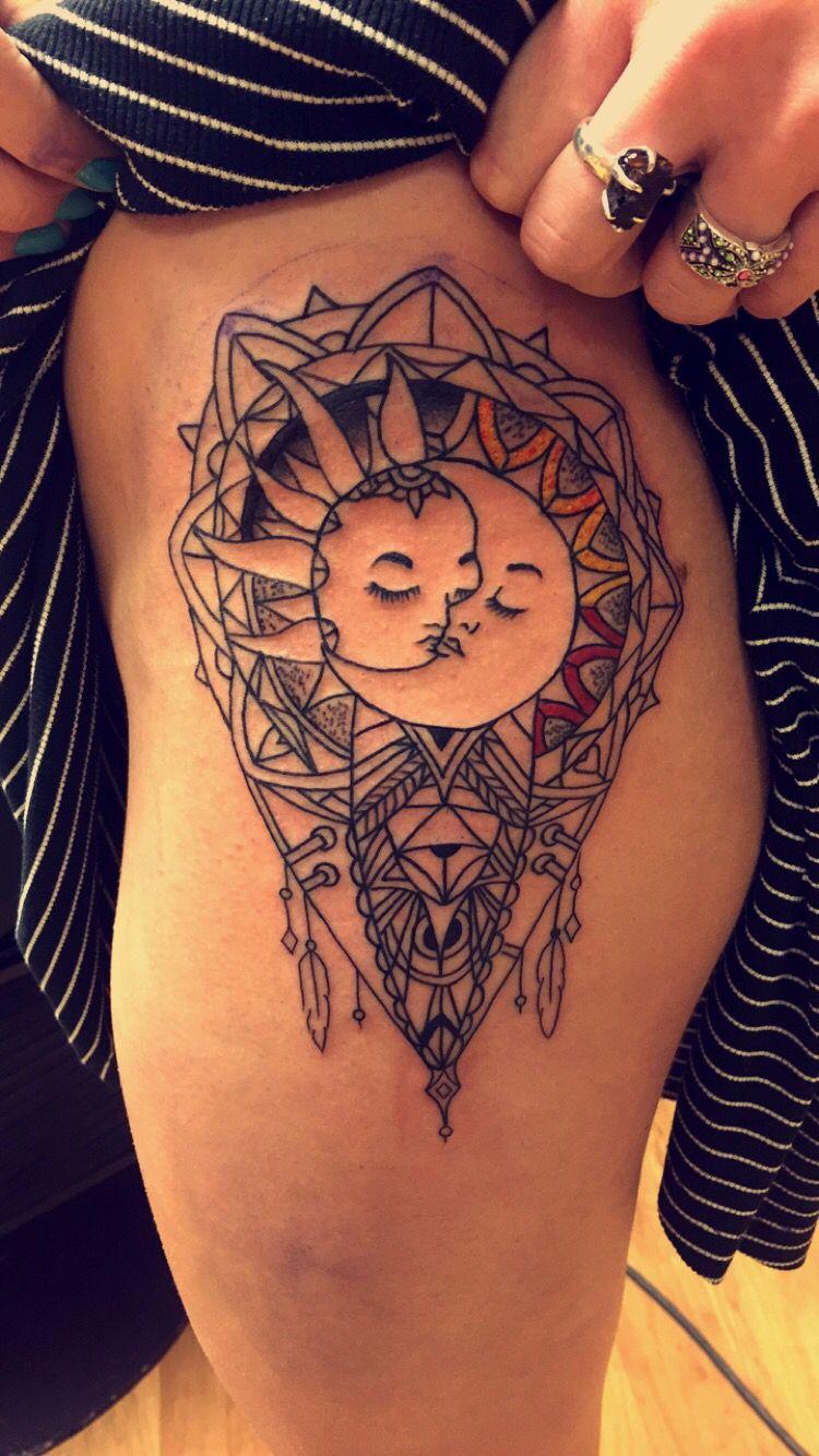 My tattoo Tattoos, I tattoo, Dreamcatcher tattoo