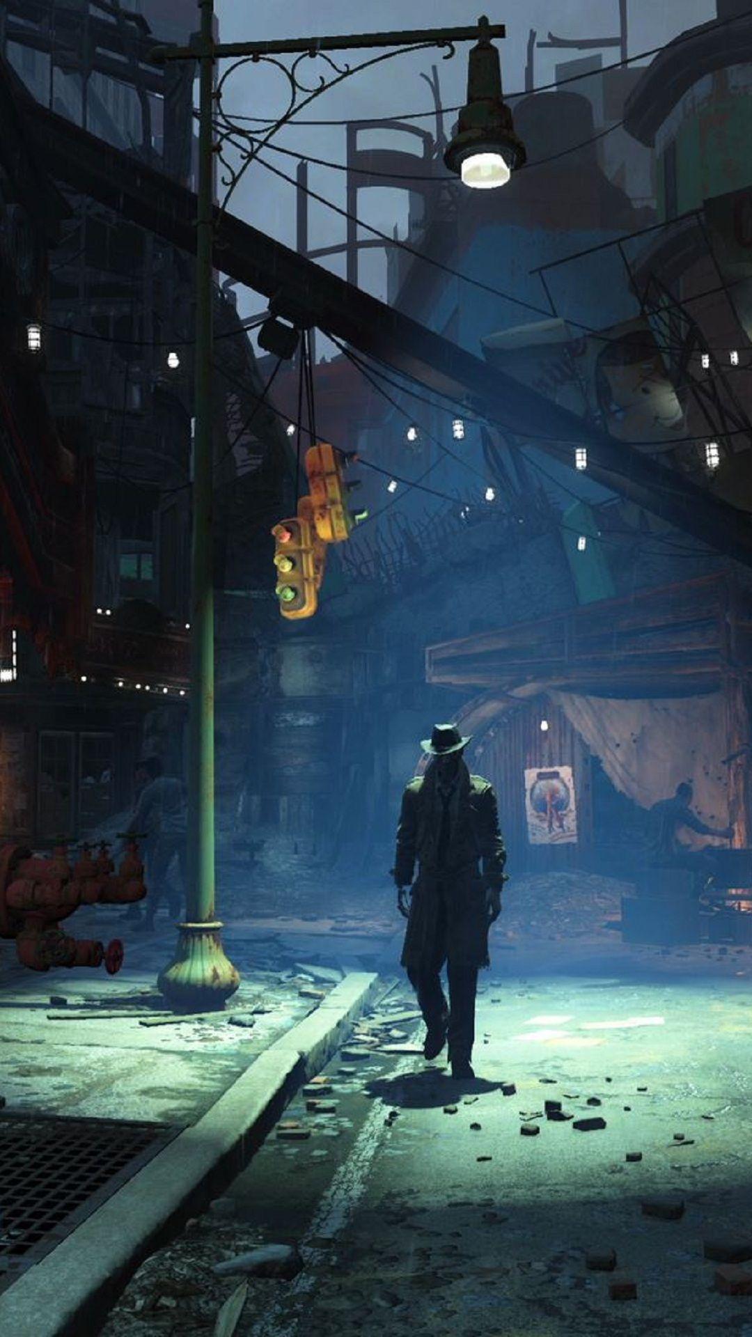 Fallout 4 1080x1920 Mobile Wallpapers Geek Fallout 4
