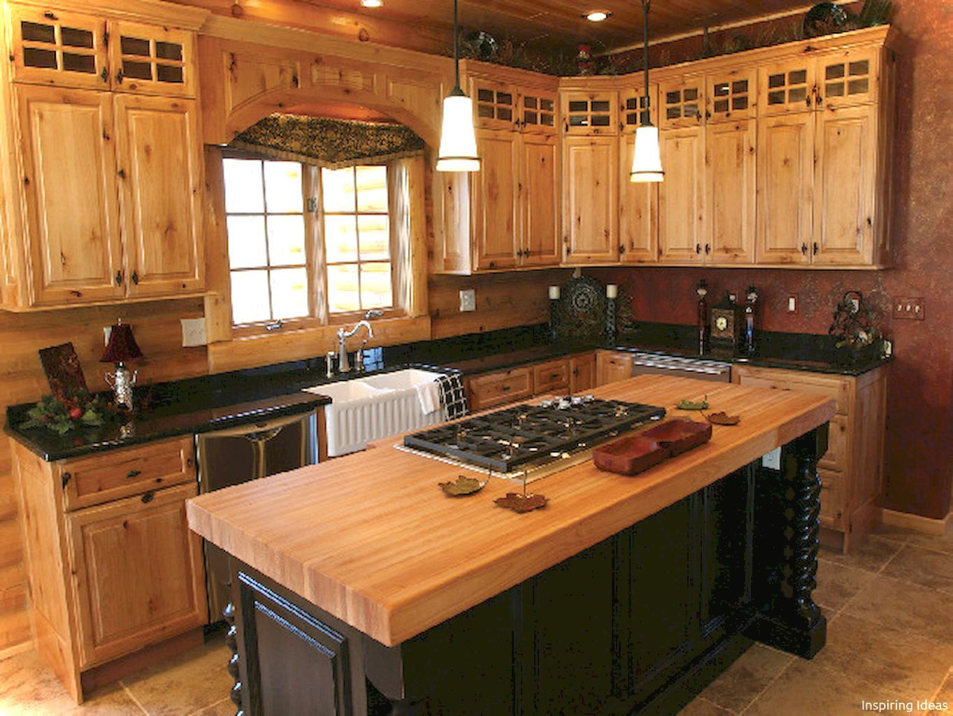 69 Rustic Kitchen Cabinets Ideas
