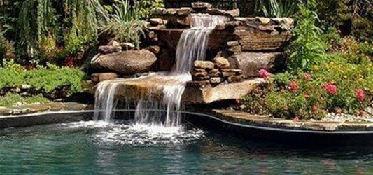 todo de riego sistemas de riego cascadas lagos artificiales jardines fuentes construccin y sistemas hidrulicos de quertaro - Cascadas Artificiales
