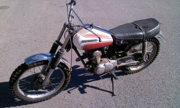 1974 Honda Cl 125 Motorcycles For Sale 125 Motorcycle Motorcycle Honda