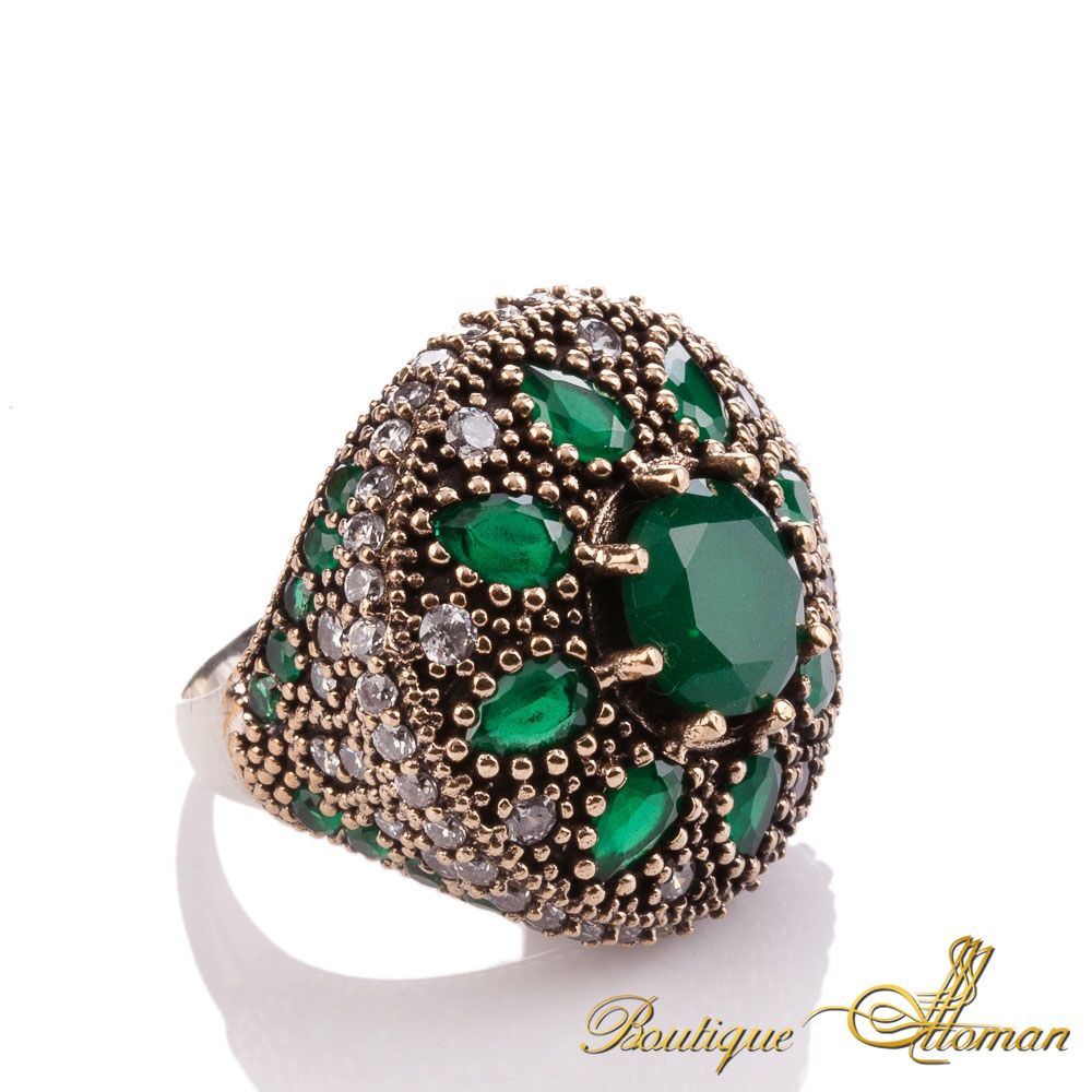 #jewelry Hareem Exclusive Collection Ring HS-0013  #jewelry #ottoman