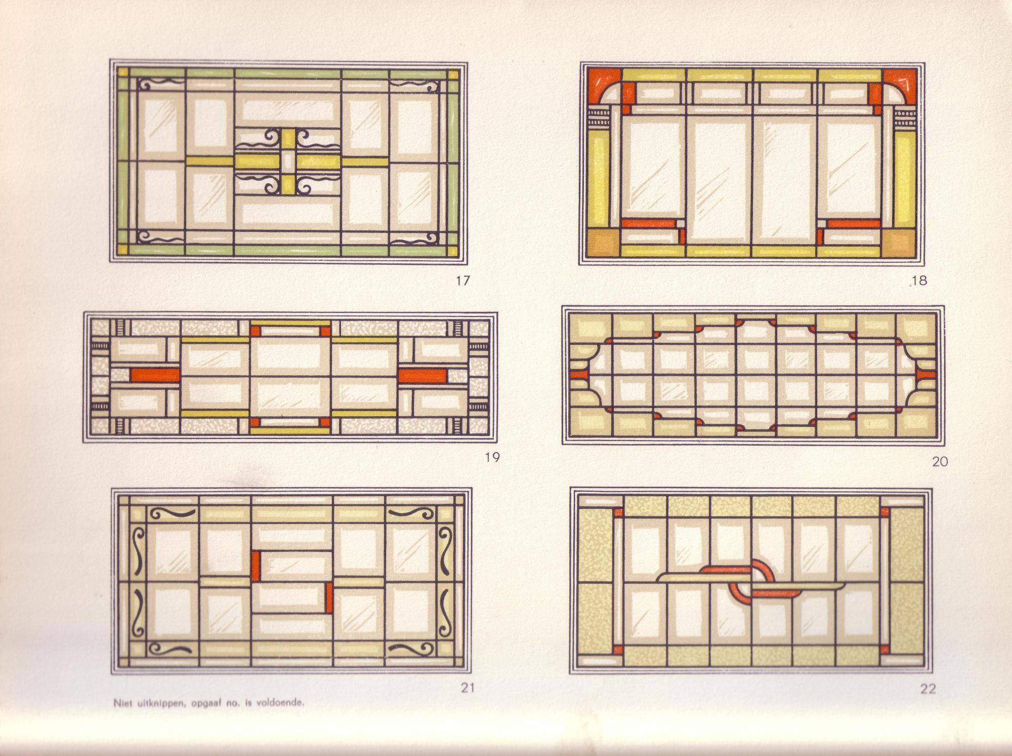 Uitgelezene glas in lood jaren 30 - Google Search   Glas in lood, Deur glas in LS-38