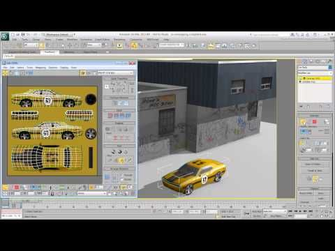UV Unwrapping - Part 1 - Introduction