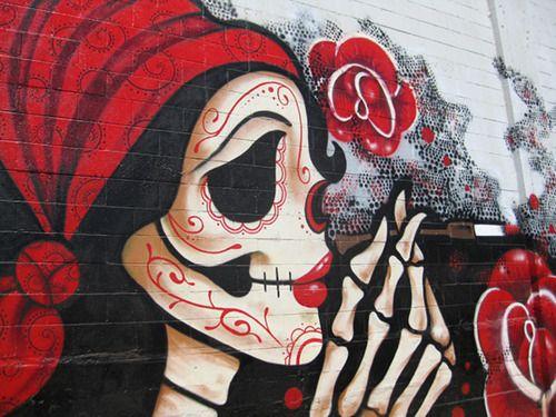 Sugar Skulls = Love