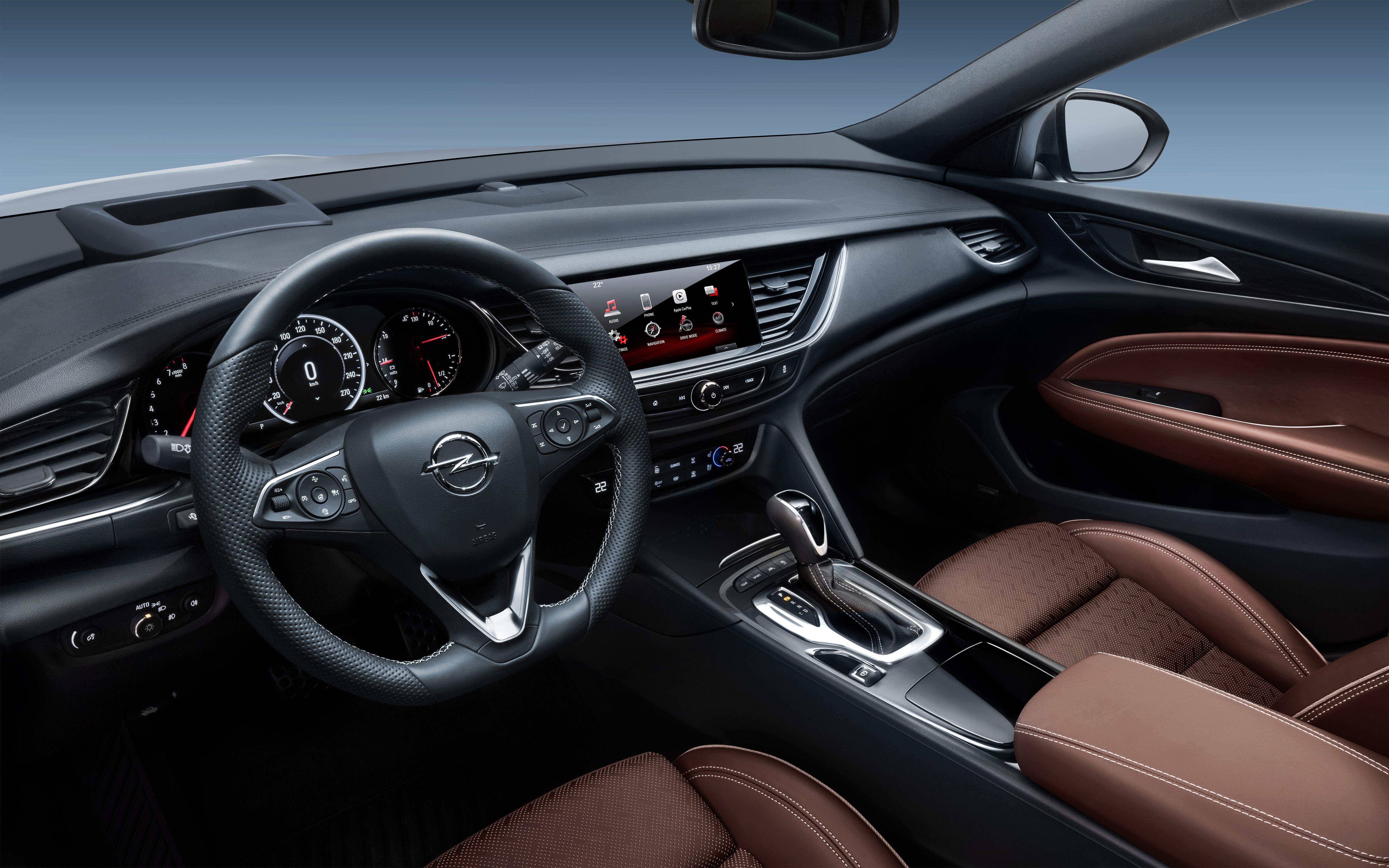 Opel Insignia Grand Sport 1 6 Benzin Fahren Sport Autos