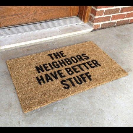 Defense Doormat
