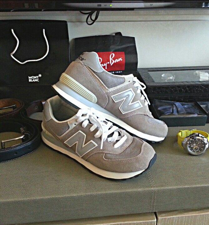 new balance 574 gris precio