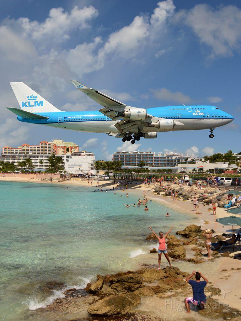 Photo of KLM Boeing 747400 (PHBFN) FlightAware
