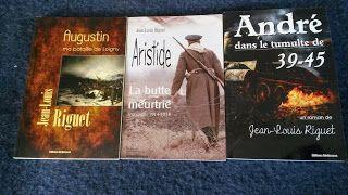Jean-Louis Riguet écriveur de livres: La trilogie dite des TROIS A pour la fête des Mère...