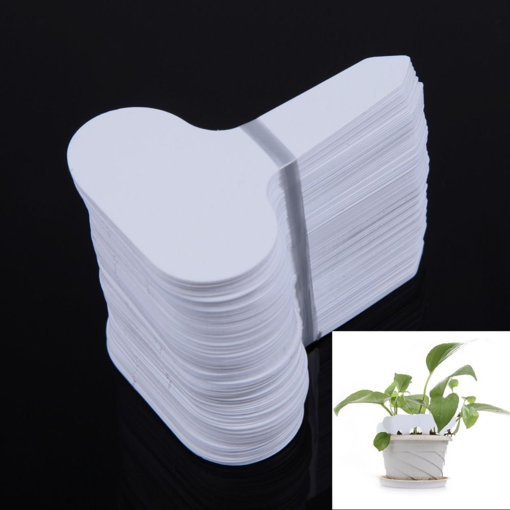 Pot De Plante Pas Cher pas cher 100 pcs/ensemble t type en plastique pépinière