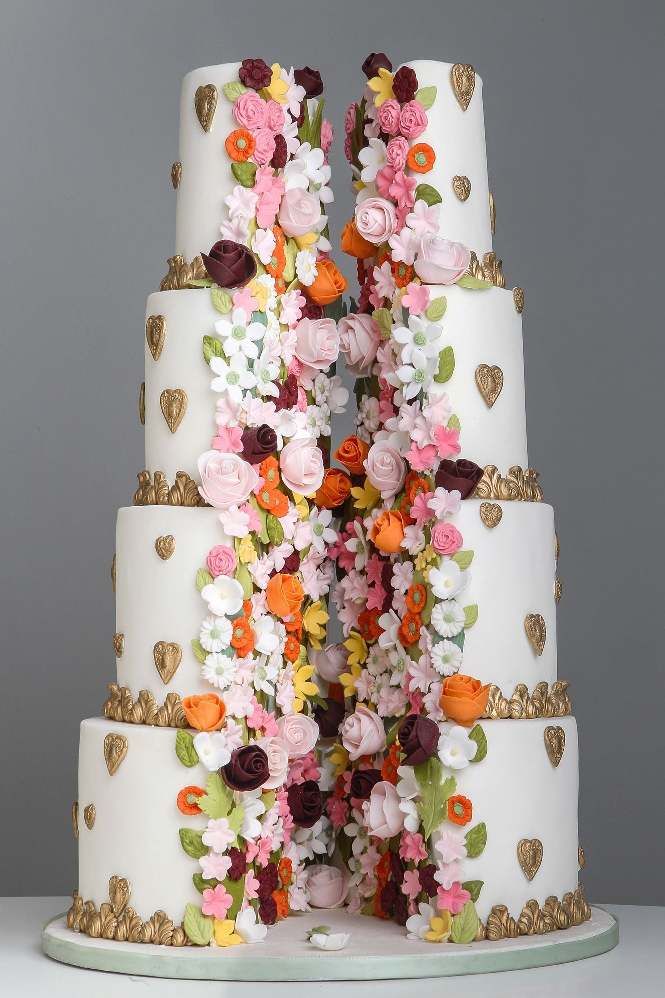 19+ Fall wedding cake flavors inspirations