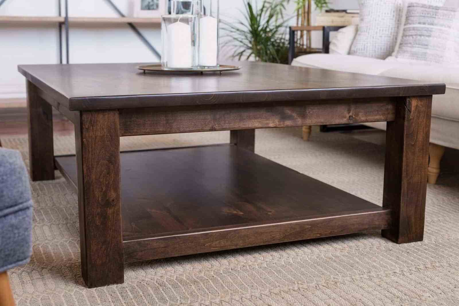29 Best Farmhouse Style Coffee Table For Your Inspiration Farmhouse Style Coffee Table Solid Wood Coffee Table Table