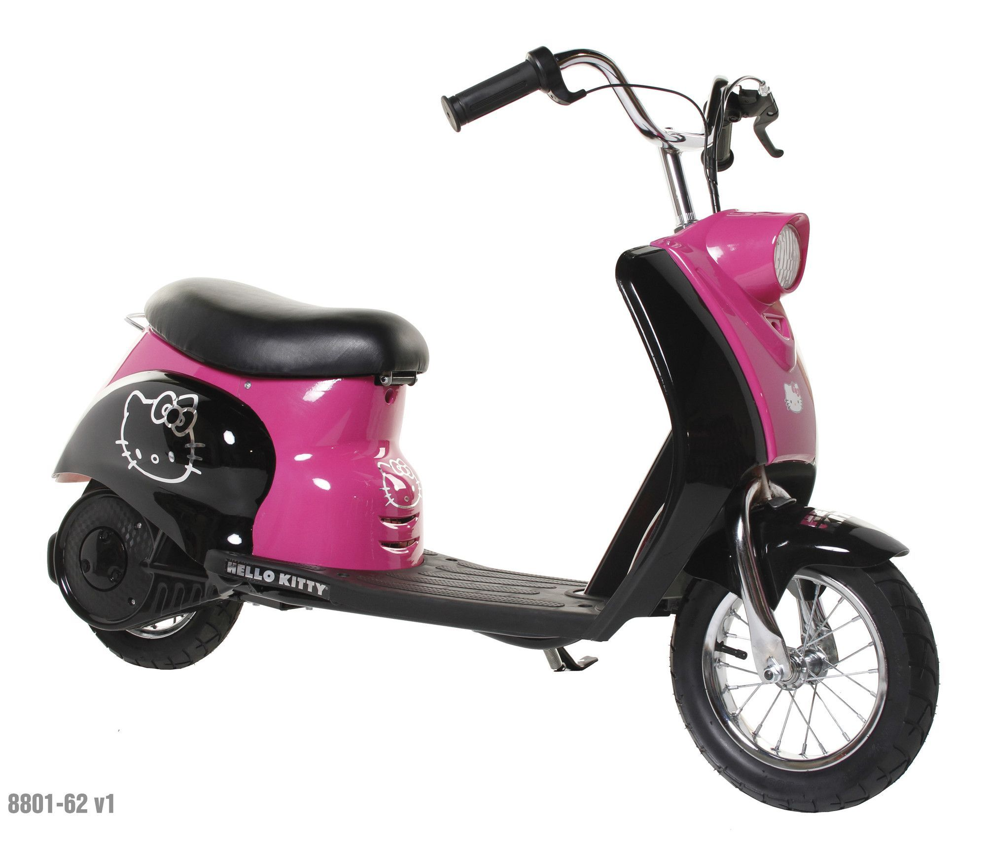 Hello Kitty Electric Car Motor: Electric Scooter, Scooters And Cities