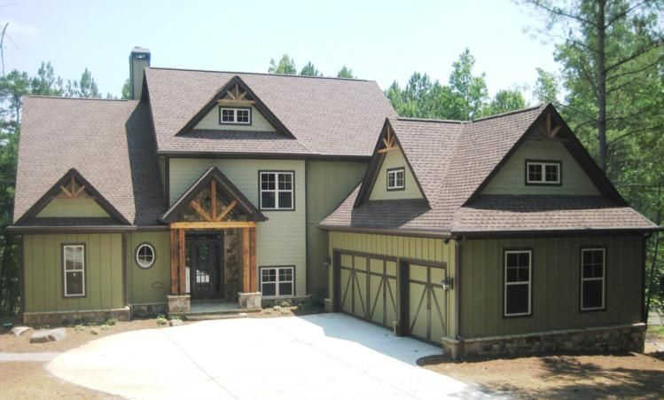 images about Mountain House Plans on Pinterest House plans