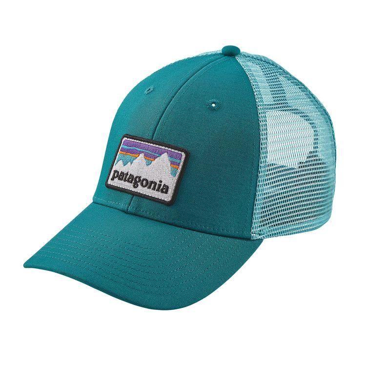 Shop Sticker Patch LoPro Trucker Hat by Patagonia  fdb023c1c824