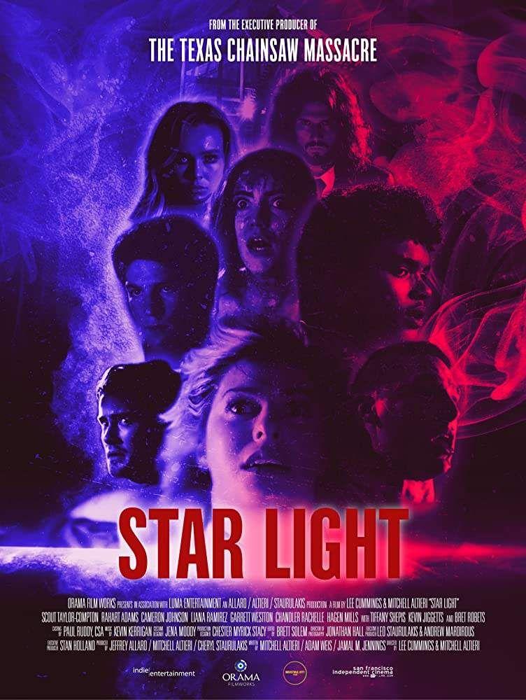 Star Light 2020 Dir Mitchell Altieri Lee Cummings Light Movie Streaming Movies Upcoming Horror Movies