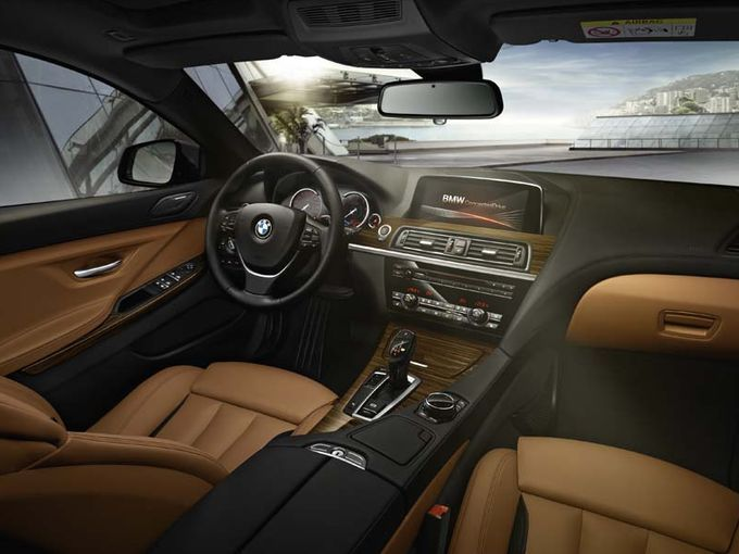 Bmw Reveals 6 Series Luxury Cars Bmw 6 Series Bmw 650i Gran