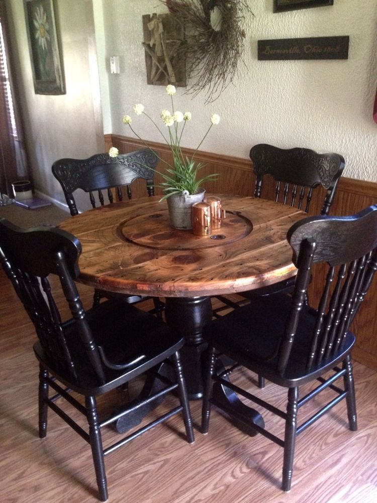 exciting cable spool kitchen table | Pin about Cable spool tables, Spool tables and Diy dining ...