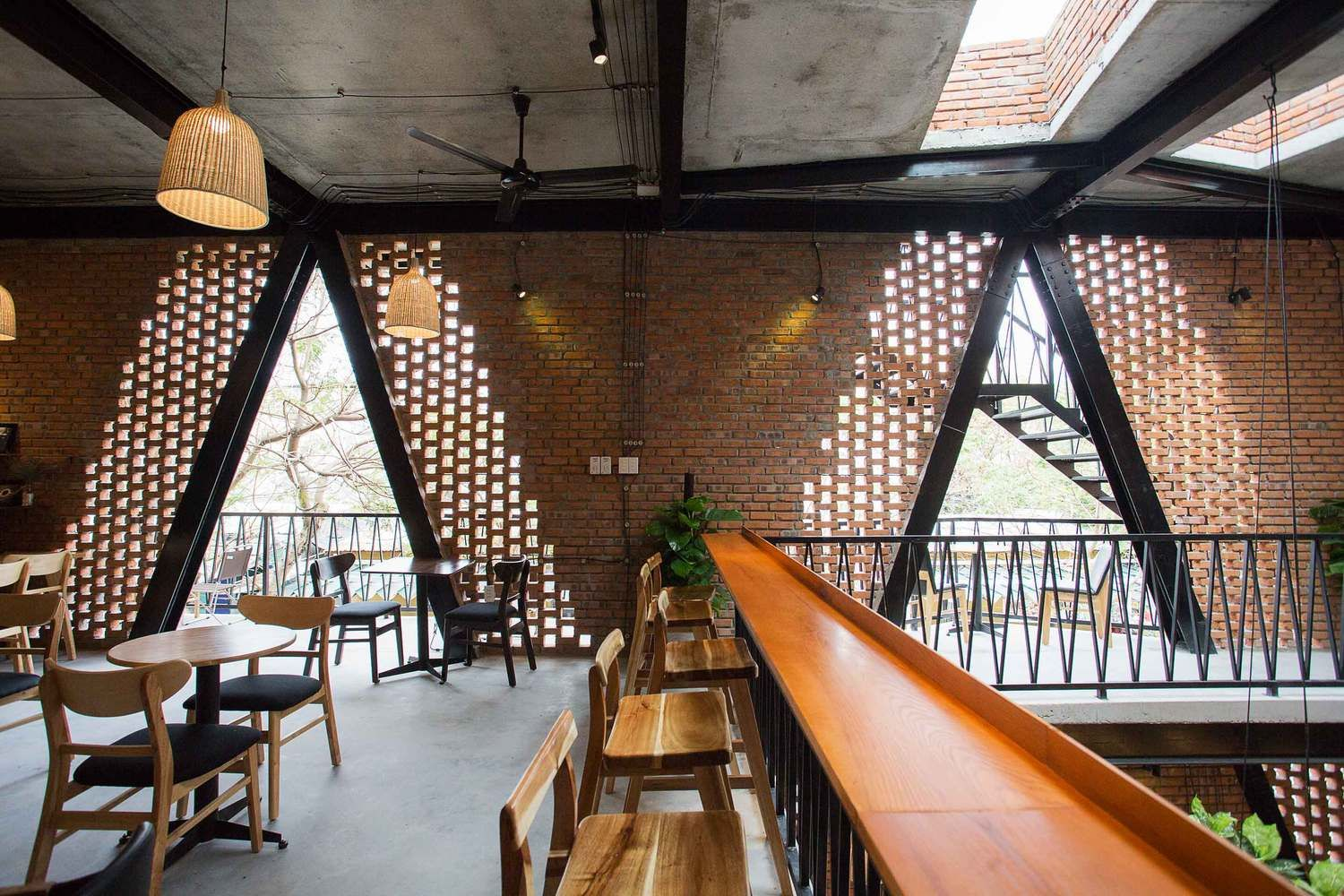 Gallery Of Mưa Coffee Shop 85 Design 22 Dengan Gambar