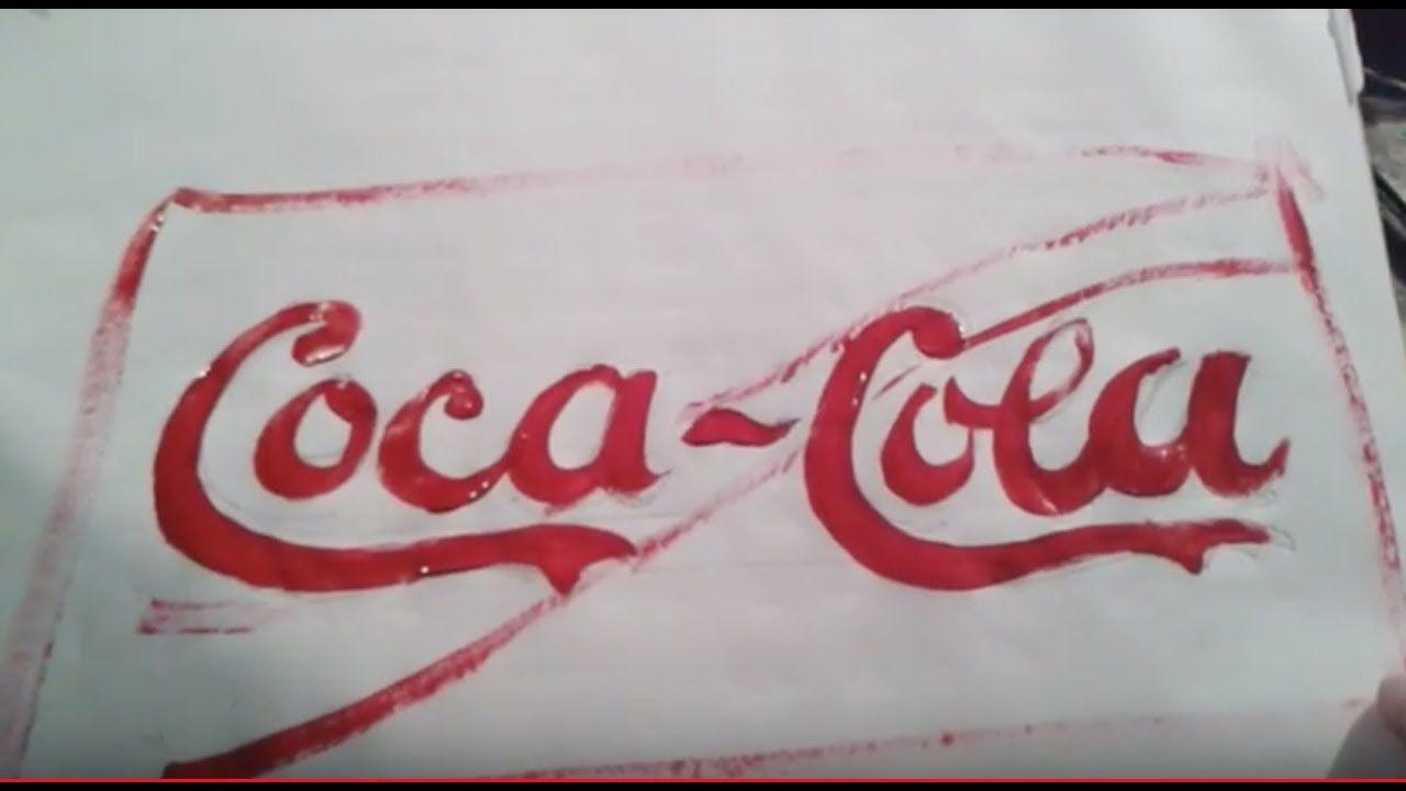 Coca Cola Logo Mandela Effect Strangeness Coco Cola Residue Too