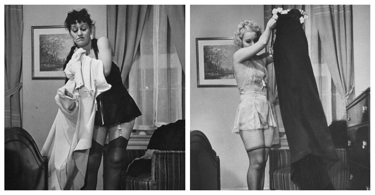 spice up the bedroom with these silly tips from 1937 on