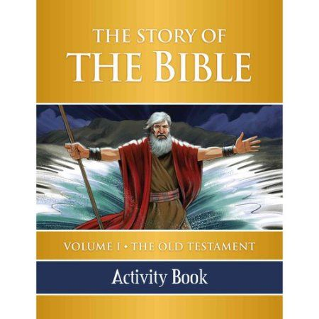 The Story of the Bible Activity Book: Volume I - The Old Testament