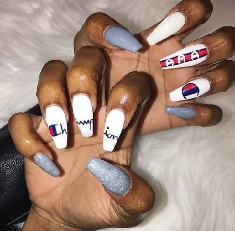 Pinterest:@therealBAP | || nails || | Pinterest | Nail inspo ...