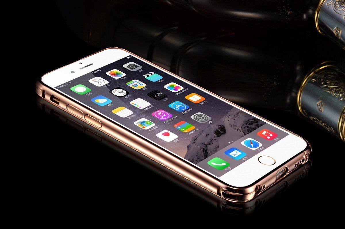 Iphone 6s Rose Gold Aluminum Case. Slim 5fe0dbe34b