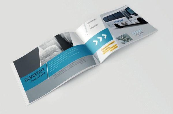 company brochure design