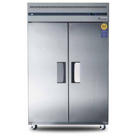 Double Door Solid ReachIn Freezer Locker storage