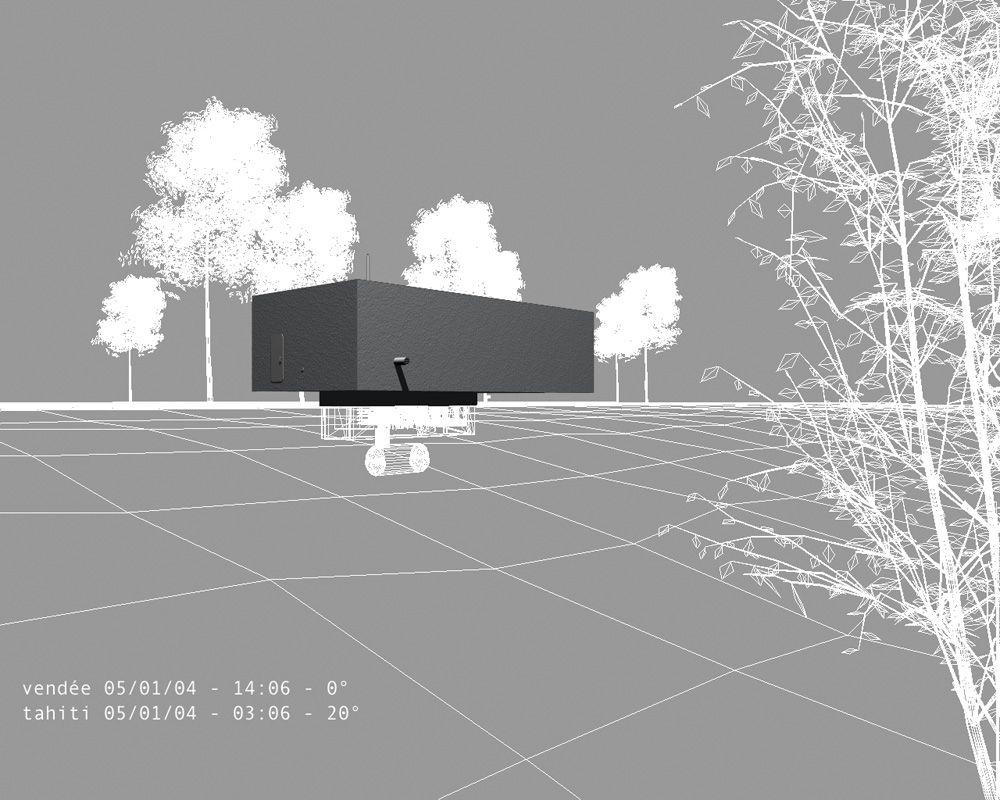 Winterhouse - Philippe Rahm architectes