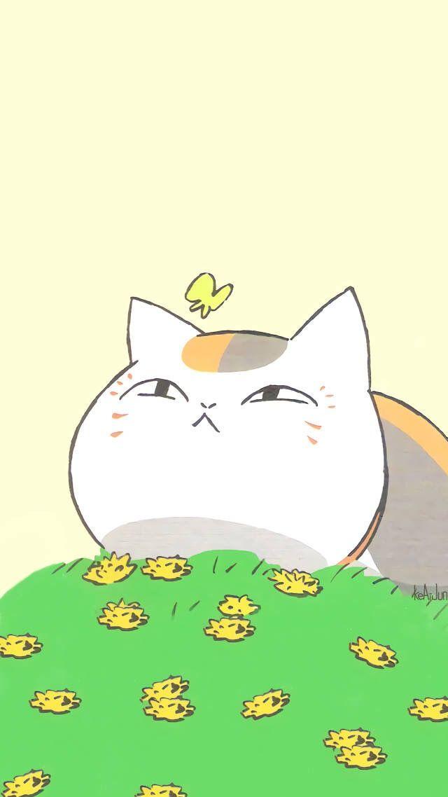 ニャンコ先生 Nyanko 夏目友人帳 ニャンコ先生 アニメイラスト