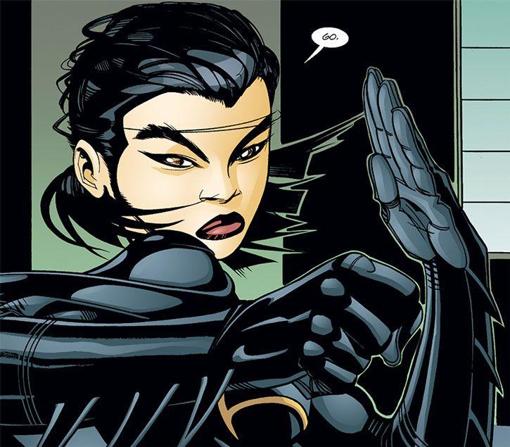 Batgirl dc comics cassandra cain kelley puckett run