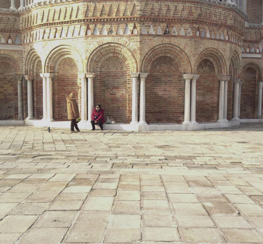 In Conversation, Venice