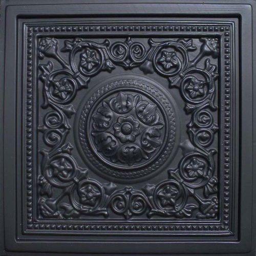 Majesty Black 24x24 Pvc Ceiling Tile Pvc Ceiling Tiles