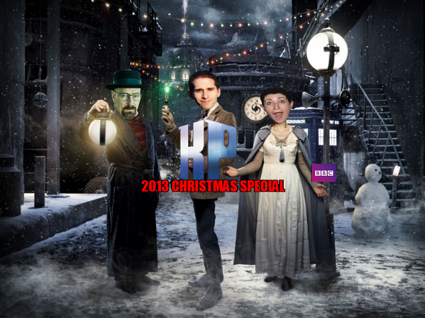 Doctor Who Christmas Special 2013.Kane Prestenback On My Holiday Photoshopped Profile Pics