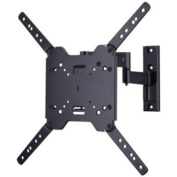 Sanus Simplicity Smf3 Full Motion 22 Quot 47 Quot Tv Wall Mount