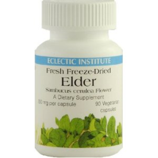 I M Learning All About Eclectic Insute Inc Elder Flower Freeze Dried Single Botanicals 300 Mg At Influenster