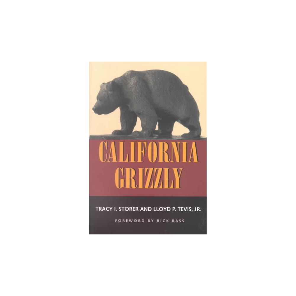 California Grizzly (Paperback)