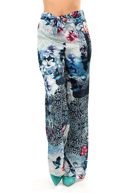 bb33b5b910 Pantaloni Blue Liu.jo | Liu Jo Clothing SS16 | Pantaloni ...