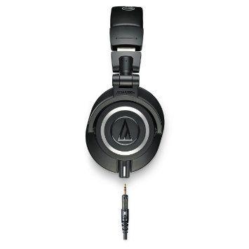 Audio-Technica ATH-M50x Professional Studio Monitor Headphones #audiotechnica #audio
