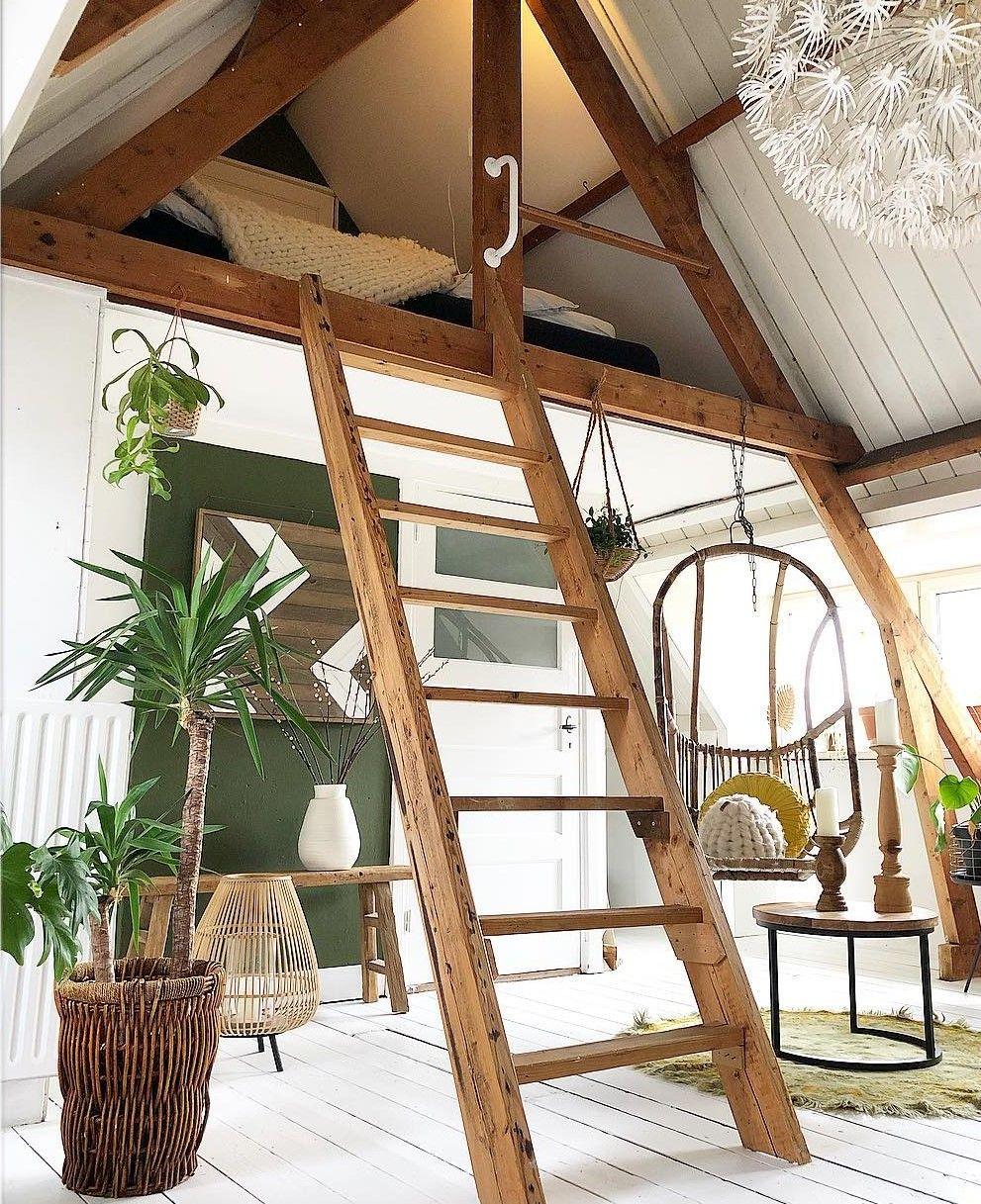De zolder verbouwen? Bekijk deze 10 voorbeelden! - Makeover.nl #slaapkamerideeen