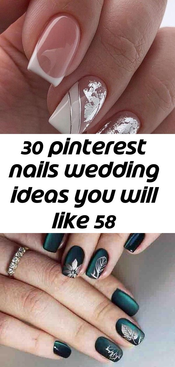 30 pinterest nails wedding ideas you will like 58