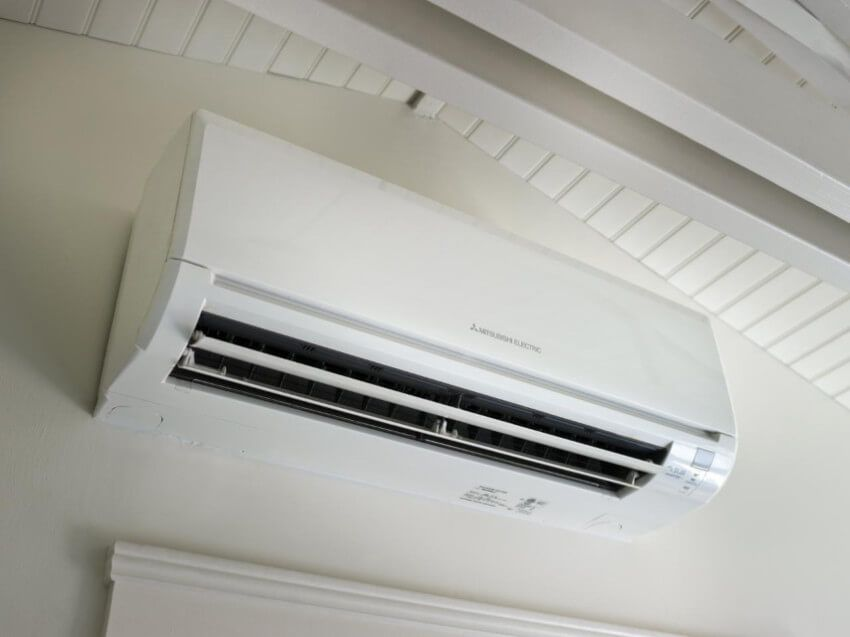 The Pros And Cons Of Ductless Heating And Cooling Units Ductless Heating And Cooling Ductless Heating Heating And Cooling Units