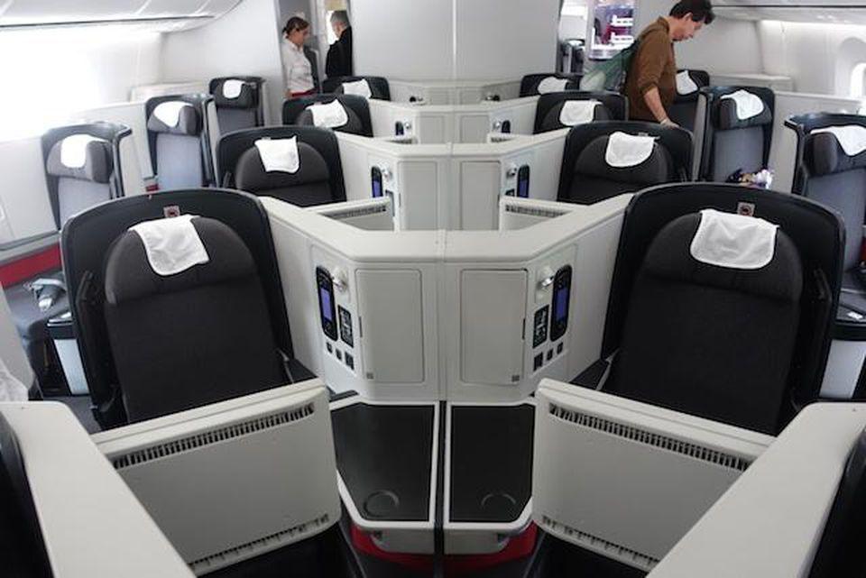 Flight Review of Avianca 787 Business Class Bogotá to Los