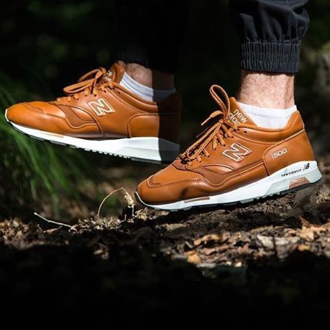 new balance 1500 leather curry